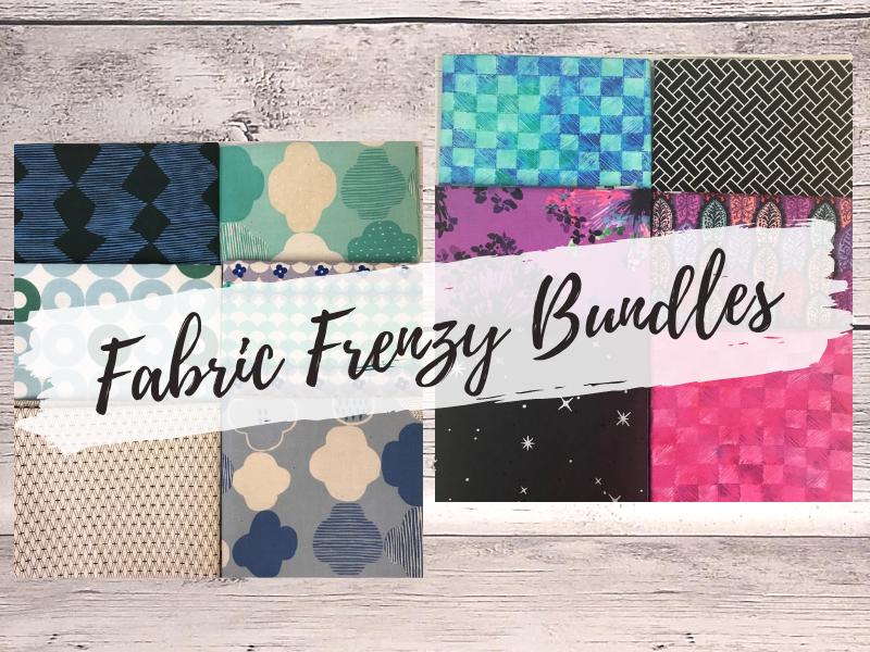 Fabric Frenzy Bundles