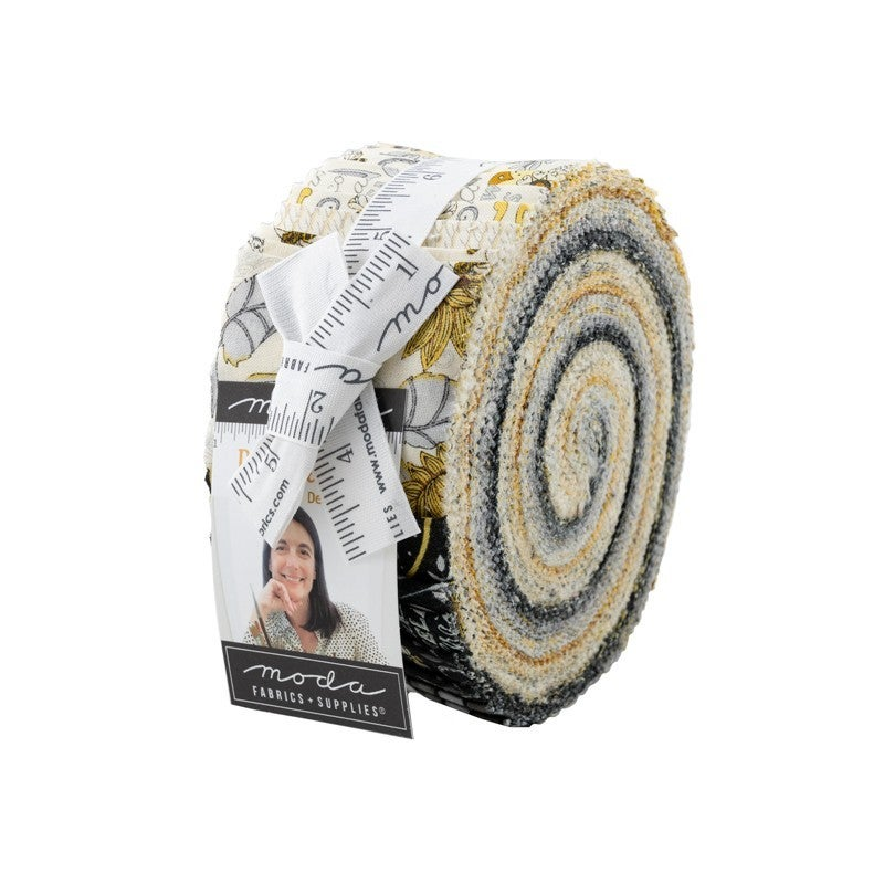 Bee Grateful Jelly Roll By Moda