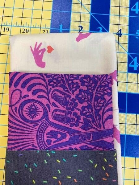 Tula Pink HomeMade Pillowcase Kits (3 Options)