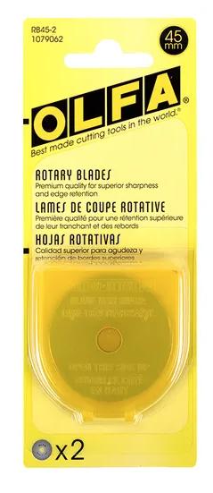 Olfa Rotary Blade 45mm (2)