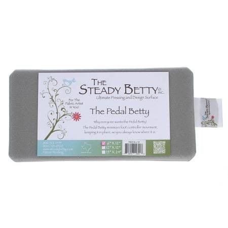 "Steady Betty Pedal Betty 6"" x 12"""
