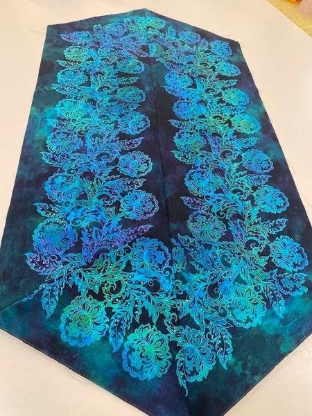 Kit: Easy Striped Table Runner Venice Blue