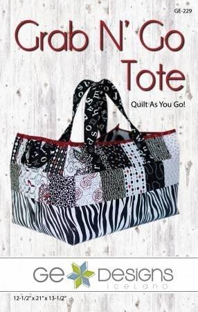 Pattern:  Grab n Go Tote