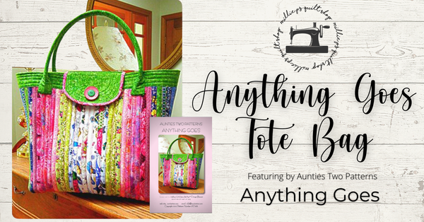 Zoom Class: Anything Goes Tote Bag