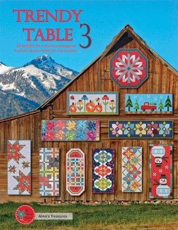 Book:  Trendy Table 3 *Final Sale*