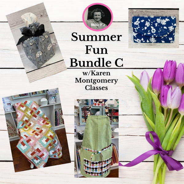 Summer Fun Bundle C w/Karen Montgomery