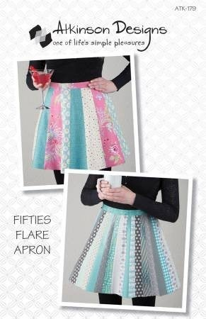 Fifties Flare Apron Pattern