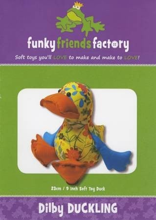 Pattern:  Dilby Duck *Final Sale*