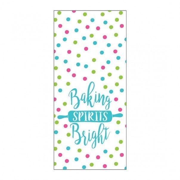 Baking Spirits Bright Kitchen Hand Towel