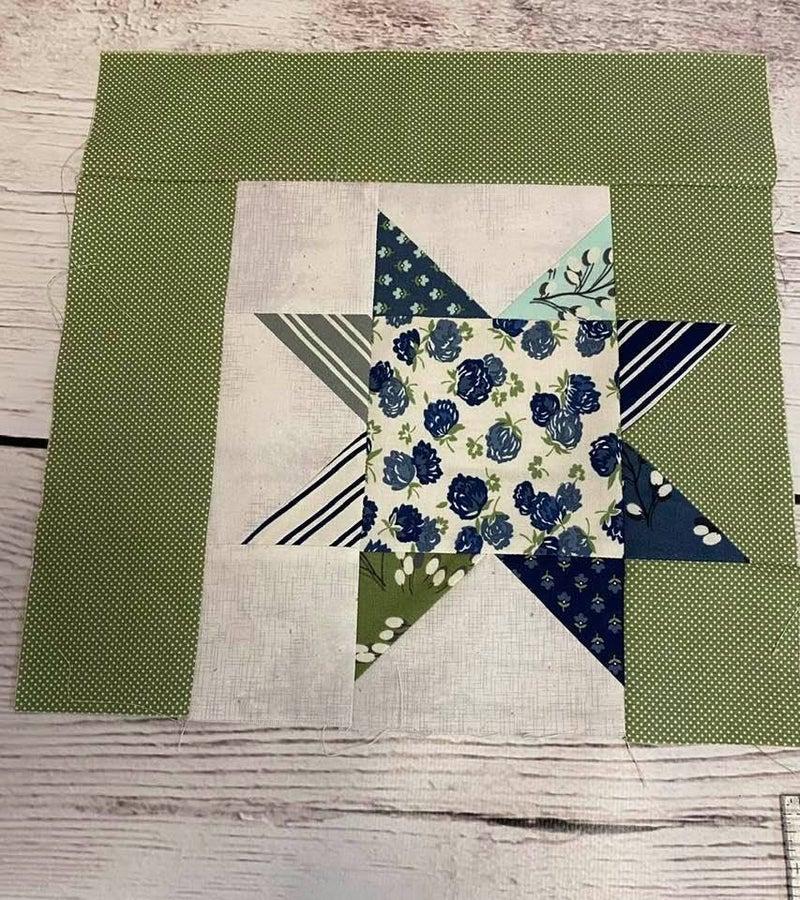 Desert Star RUnner Kit  (Need Pattern)