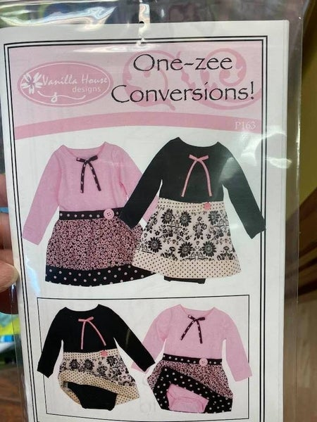 Pattern:  One-Zee Conversions