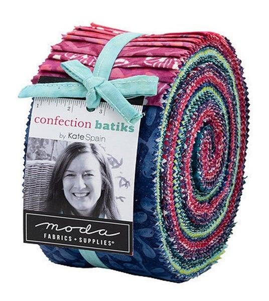 Confection Batik Jelly Roll