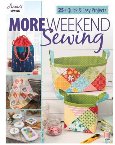 Book:  More Weekend Sewing *Final Sale*