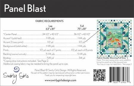 Pattern:  Panel Blast