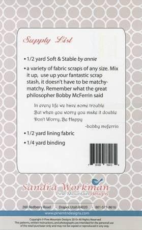 Pattern:  Improv Bag *Final Sale*