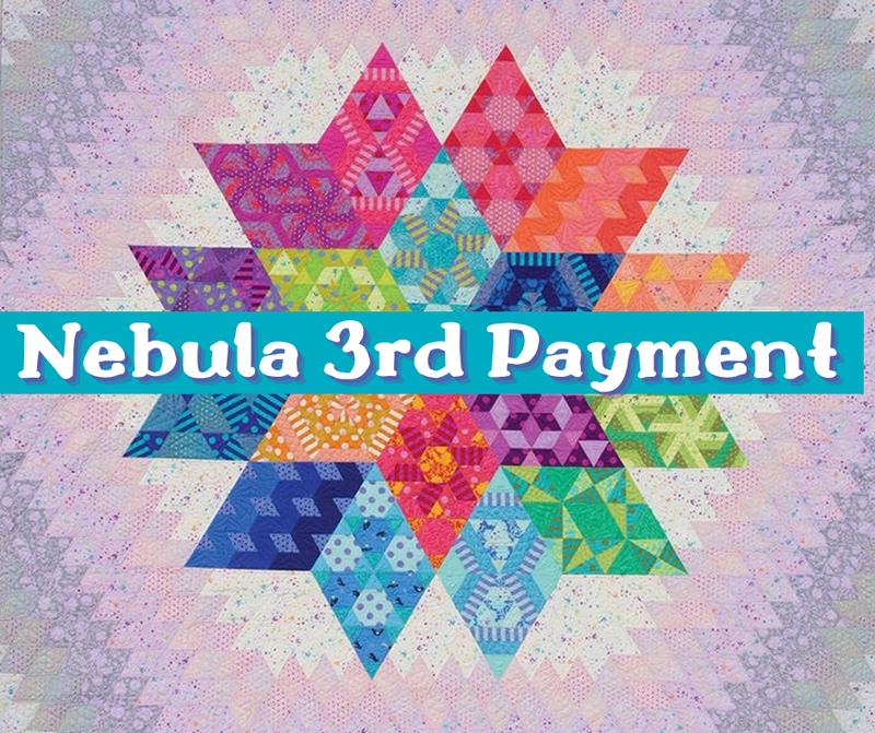 Nebula BOM Third Payment
