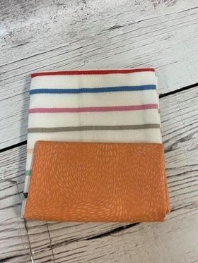 Kit: Striped Towel Cowl (inc. pattern)