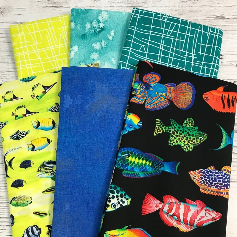 FQ Bundle (6) Bright Fish