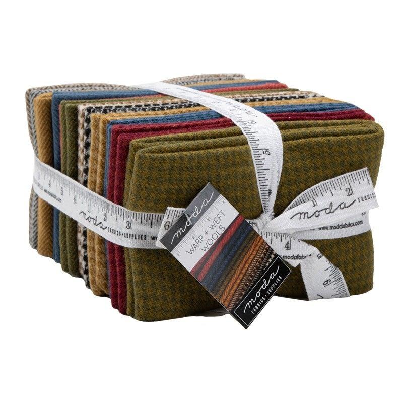 Moda Warm Wool Bundle