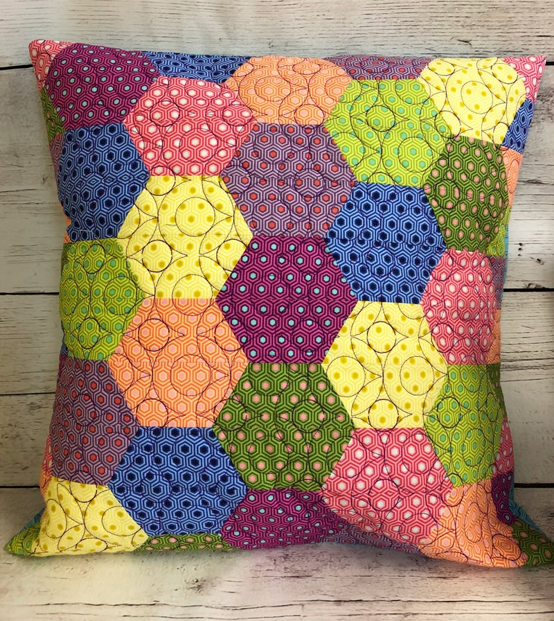 Kit:  Lucky Charms Pillow True Colors  NEED PATTERN