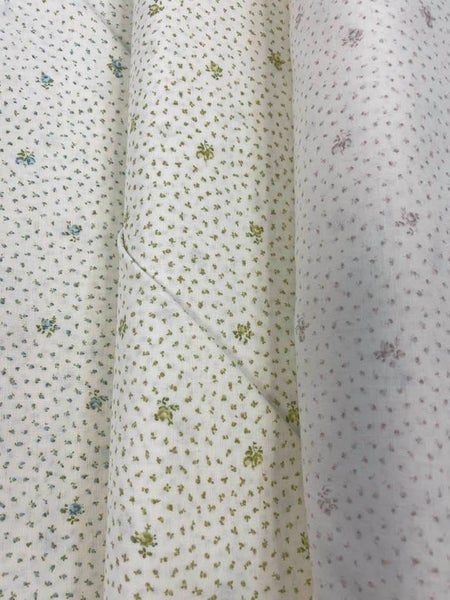 Moda Dover Backgrounds - Three Colorways (1/2 Yard Cuts)