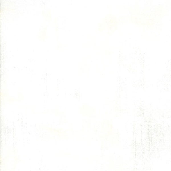 "Moda 108"" Wide Grunge One Yard White Paper (color 101)"