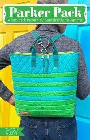 Pattern:  Parker Pack