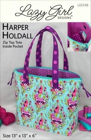 Pattern:  Harper Holdall *Final Sale*