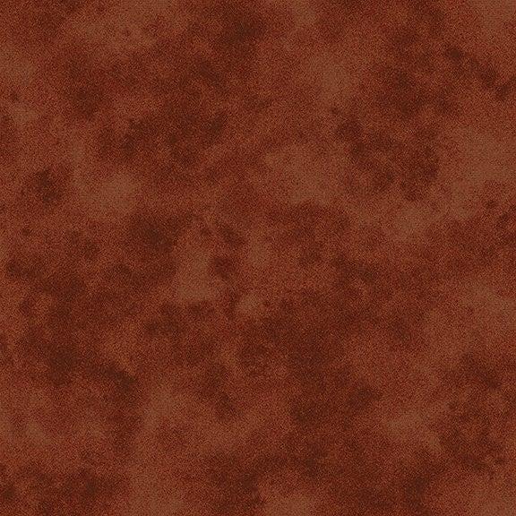 QMN 2021 Tonal Texture Rust 1/2 Yard Increment 1/2 Yard Increment