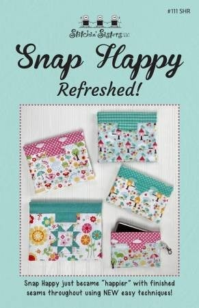 Pattern:  Snap Happy Refreshed *Final Sale*
