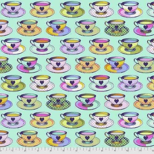"Tula Curiouser 42"" One Yard Tea Time Daydream"