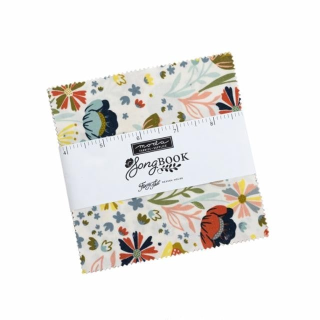 Charm Pack Songbook