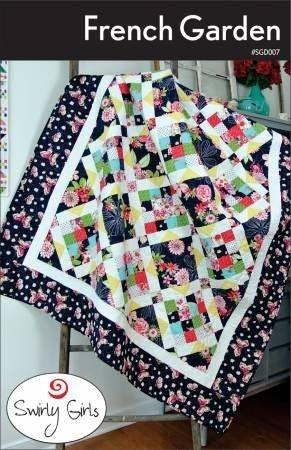 Pattern:  French Garden *Final Sale*