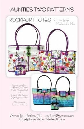 Rockport Totes (3 sizes sm-med-lg) *Final Sale*