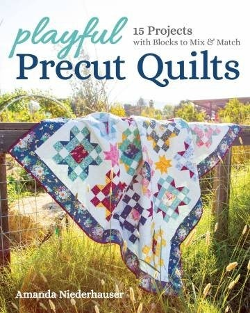 Book:  Playful Pre-Cut Quilts