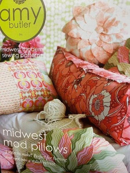 Pattern:  Midwest Mod Pillow