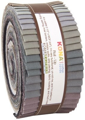 "RK Roll-Up Gray Area (40 2 1/2"" strips)"