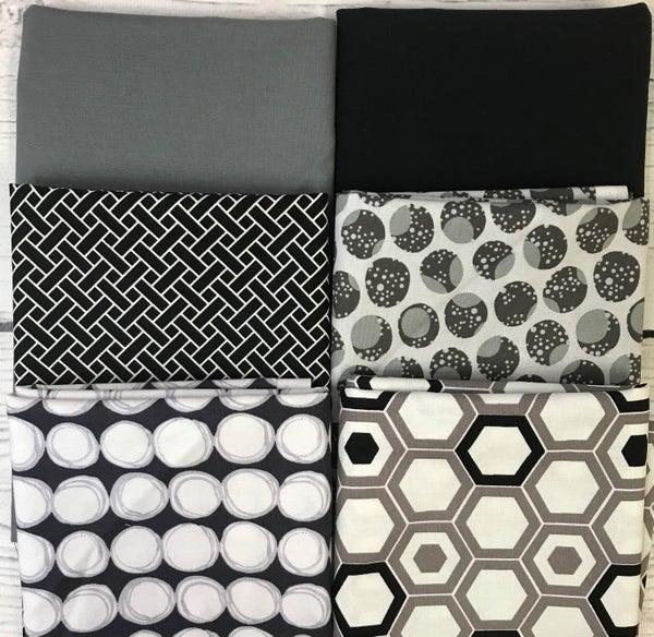 FQ Bundle (6) Black and Grey Shades