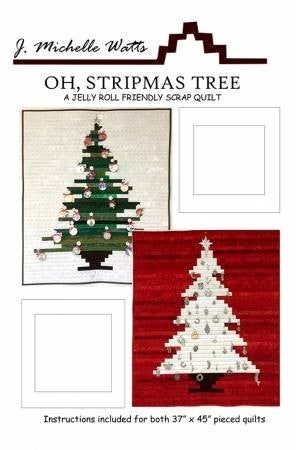 Pattern:  Oh Stripmas Tree