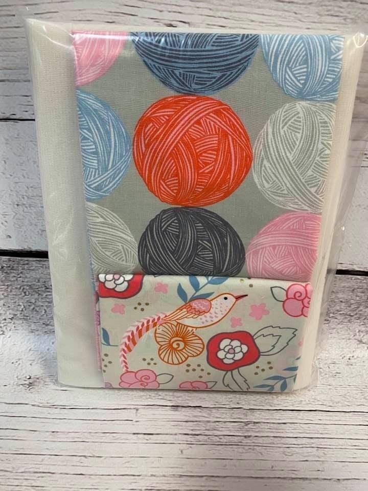 Kit:  One Hour Basket Yarn Light