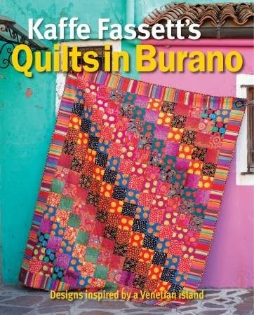 Book:  Quilts in Burano