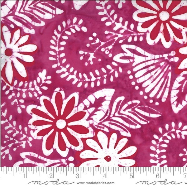 Moda Confection Batik Raspberry (48 x 42)