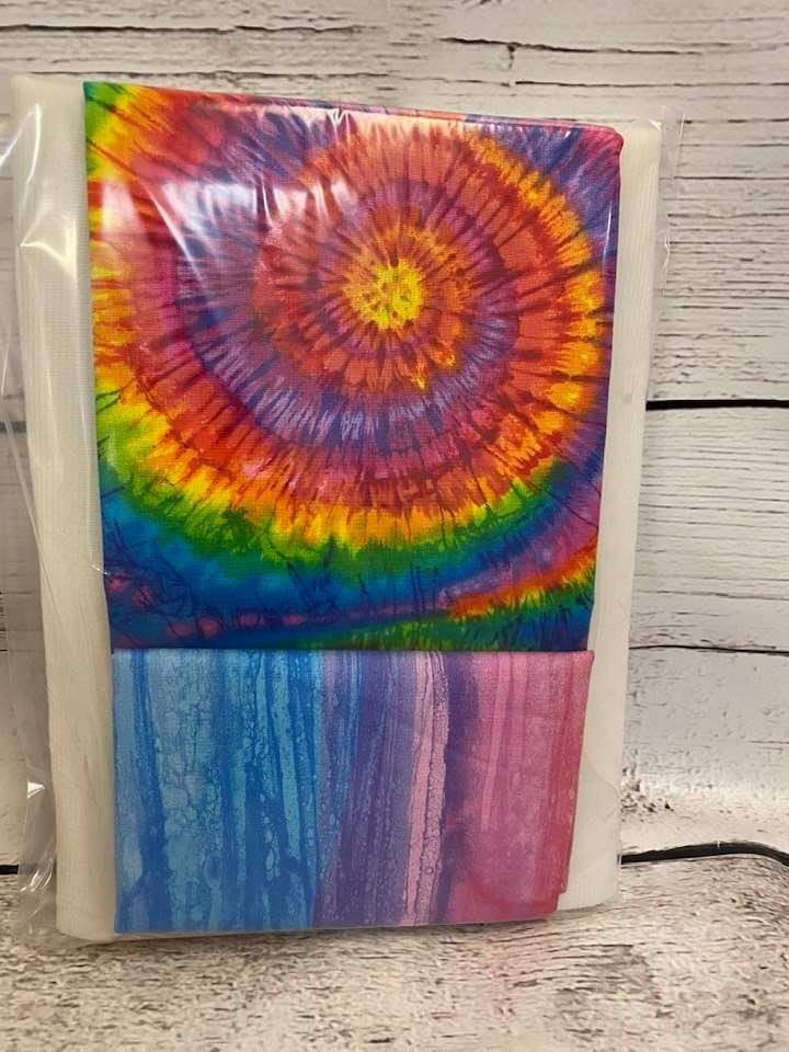 Kit:  One Hour Basket Tie Dyed