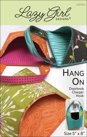 Pattern:  Lazy Girl Hang On