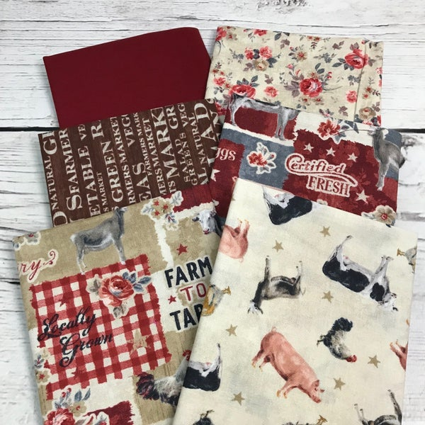 FQ Bundle (6) Country Life