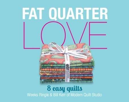 Booklet Set:  Fat Quarter Love 1, 2, 3 *Final Sale*