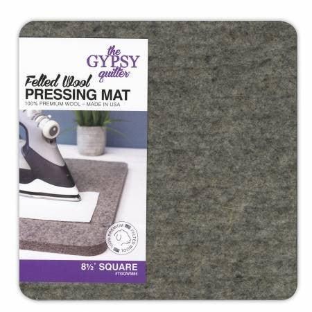"""Wool Pressing Mat 8 1/2"""" Sq."""
