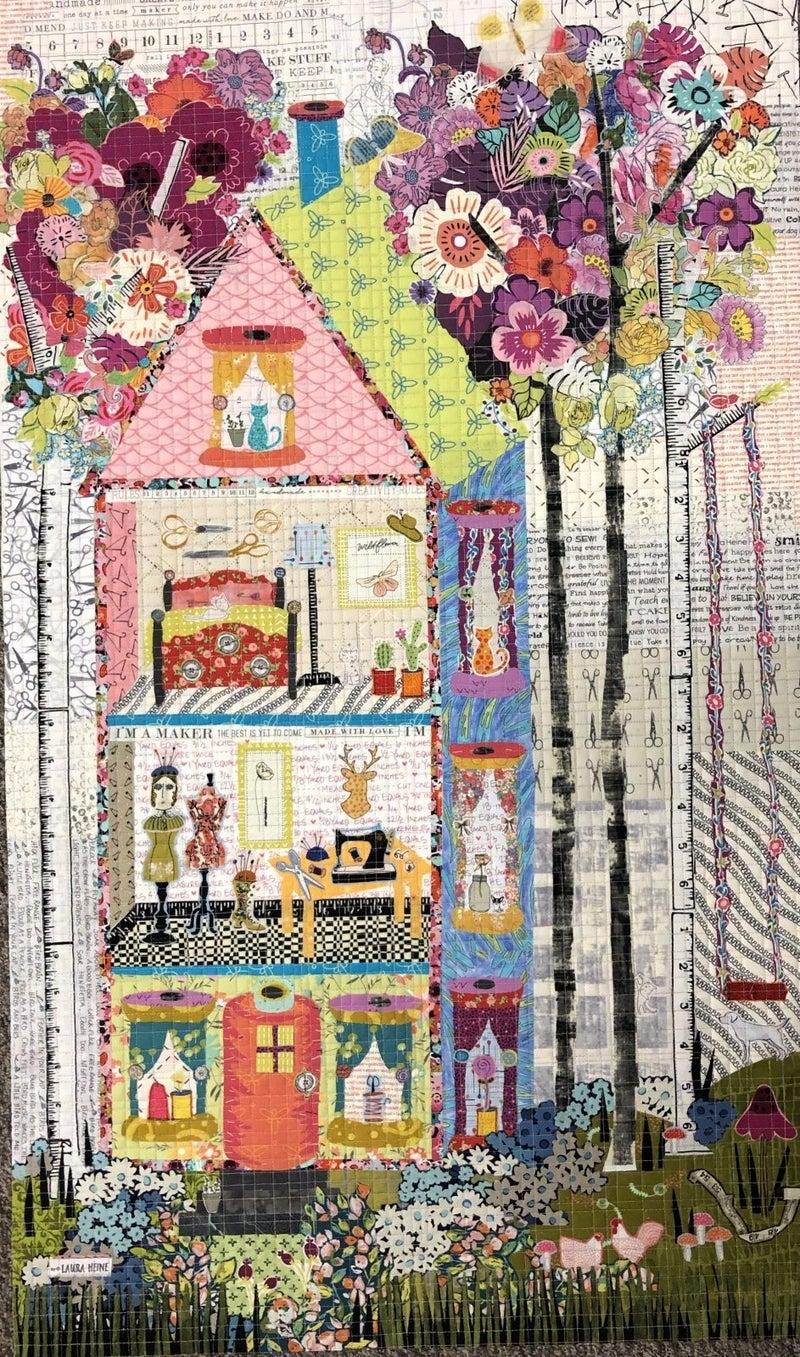 The Quilt Studio Laura Heine *Final Sale*