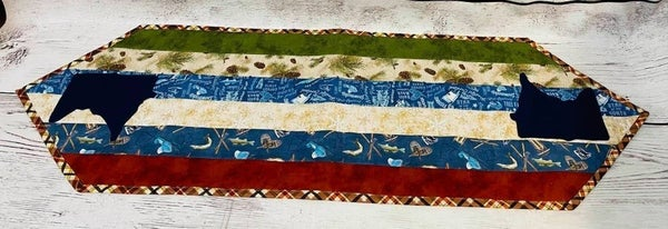 Kit: MN Table Runner (Inc. Backing& Insulbright)  - Need Book Simple Fun