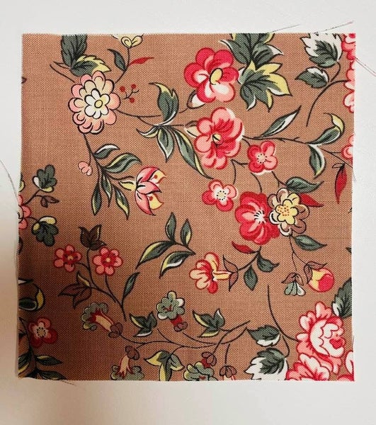 2021 Brown Bag Mystery Kit Double the Fun - Warm Jane Austen